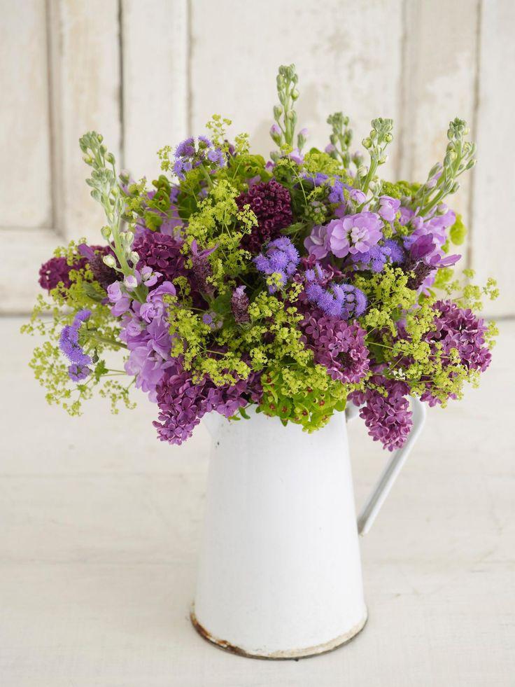 Die Blumen: die beste Hausdekoration im Frühling