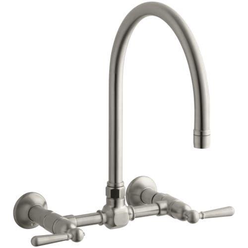 Best 25+ Wall mount kitchen faucet ideas on Pinterest | Farmhouse ...