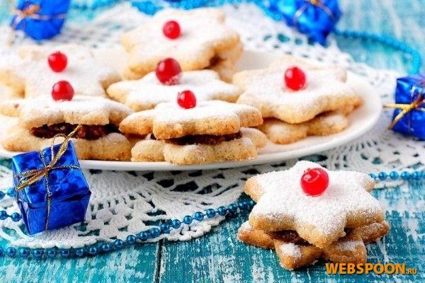 Орехово-арахисовое печенье с фото | Рецепт орехово-арахисового печенья
