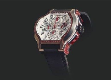 Pawnbank: Countdown to the ONLY WATCH Auction, 28th September, 2013. Post #13: deLaCour Red Dots