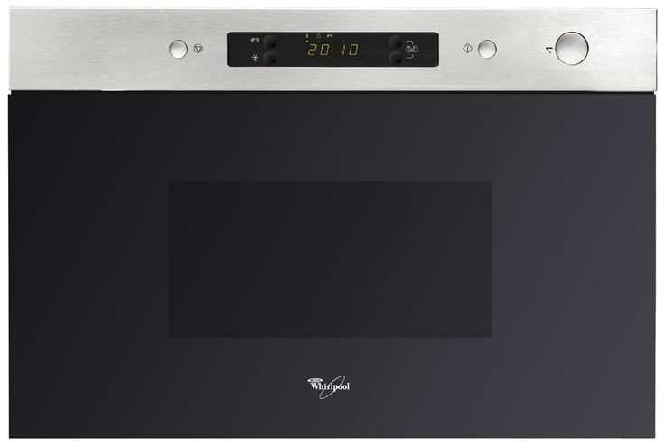 Whirlpool AMW490IX | 22L 60cm Built In Microwave Oven - Microwave Ovens - Ovens…