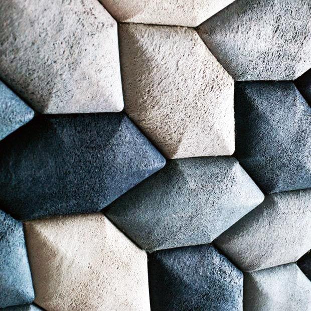 Kelly Wearstler - Rock Room Materials