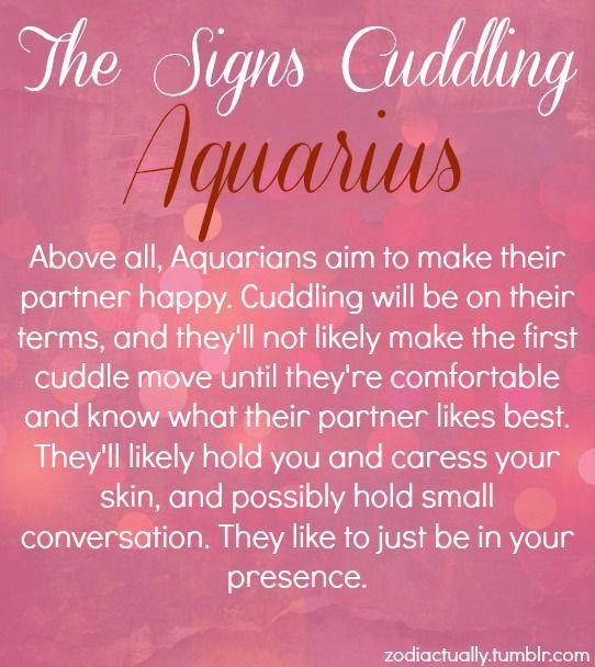 Aquarius dating cancer