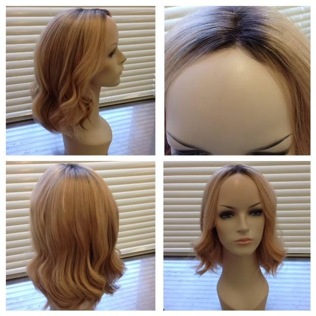 Did you know that you can make human hair wigs look even more natural, by coloring the roots to make the appearance of growth coming in?    #chemotherapywigsvancouver #chemotherapywigs #chemotherapy #lacefrontwigs #humanhairwigs #lacefrontwigsvancouver #humanhairwigsvancouver