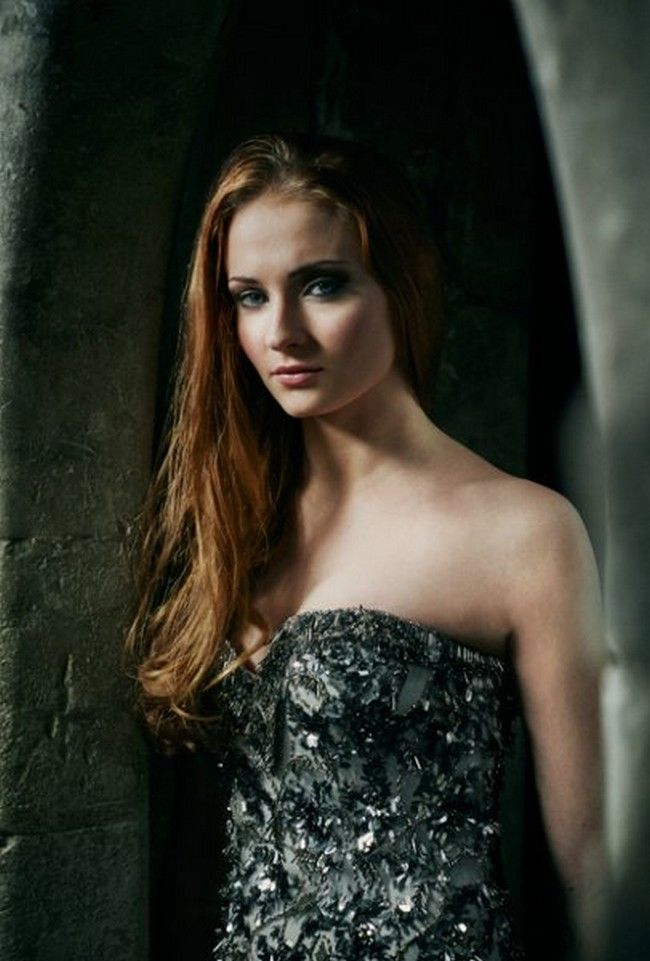 The cast of Game of Thrones get glammed up