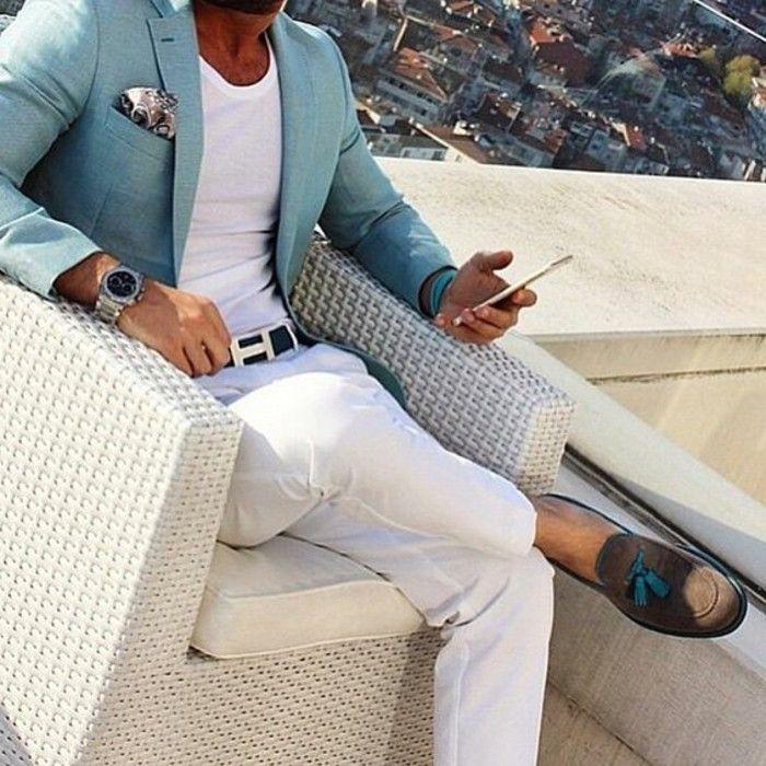 Comment s habiller pour un mariage homme invité - 66 idées ... fb6a1777112