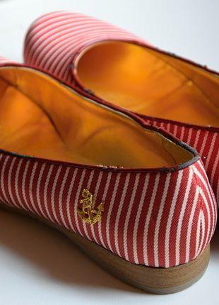 Kupuj mé předměty na #vinted http://www.vinted.cz/damske-boty/baleriny/11970252-baleriny-s-namornickym-motivem