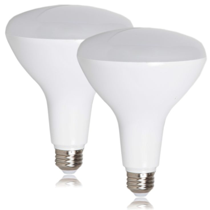 In This Two Pack, Each Warm White Dimmable LED Light Bulb Gives Off 1100  Lumens And Only Consumes 12 Watts Of Energy Compared To 75 Watt  Incandescent Light ...