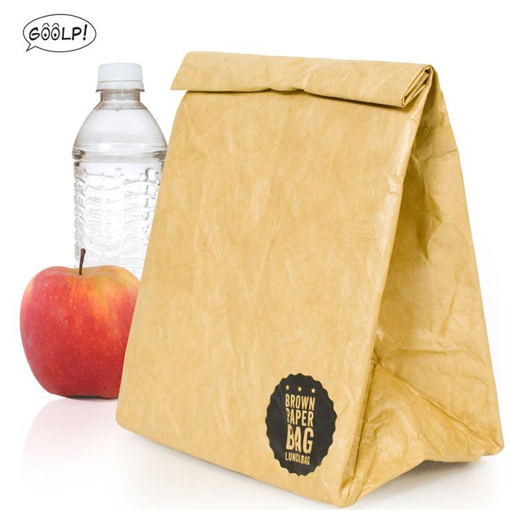 LUNCH BAG IN TYVEK