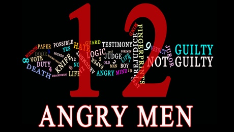 twelve angry man essay