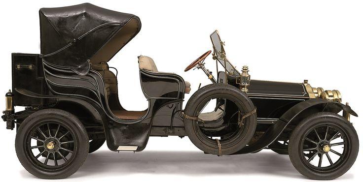 1917 PIERCE-ARROW MODEL 38 PARK PHAETON