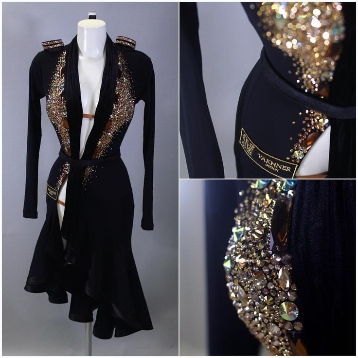 "603 Likes, 10 Comments - BALLROOM DRESSES & SUITS (@vakhner_design) on Instagram: ""Amazing dress, Now available for sale! ✔️ free shipping Это яркое латинское платье теперь…"""