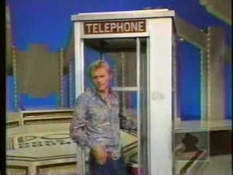 TELEPHONE SONG:    JERRY REED