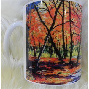 "Sally Ford - ""Autumn Path"""