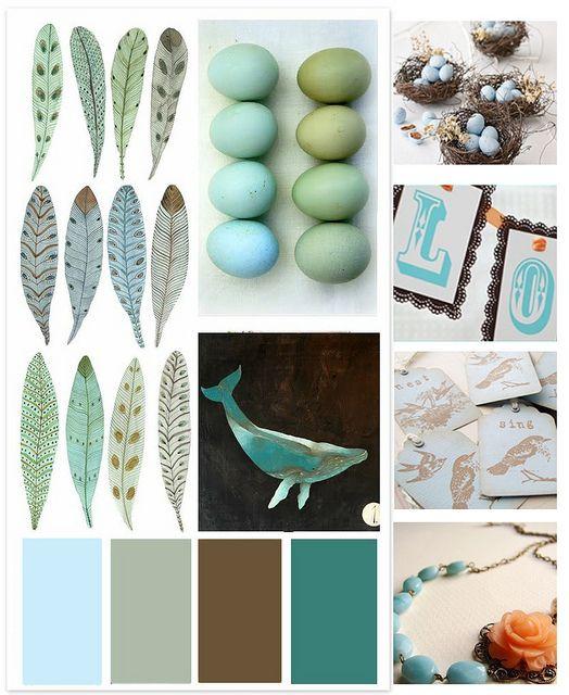Robin Egg Blue Bedroom Ideas: 17 Best Ideas About Blue Brown Bedrooms On Pinterest