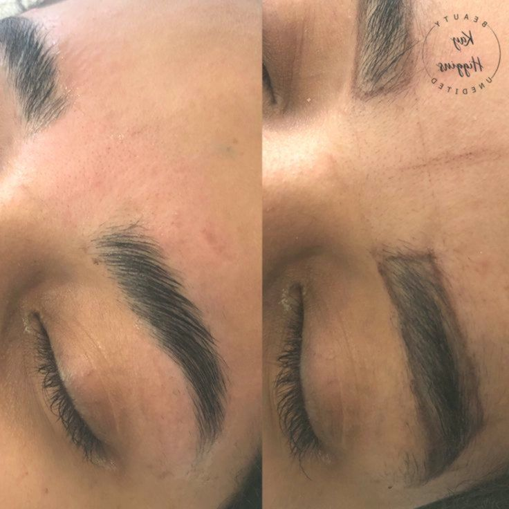 Brow Lamination Perfect Fluffy Eyebrows 2020