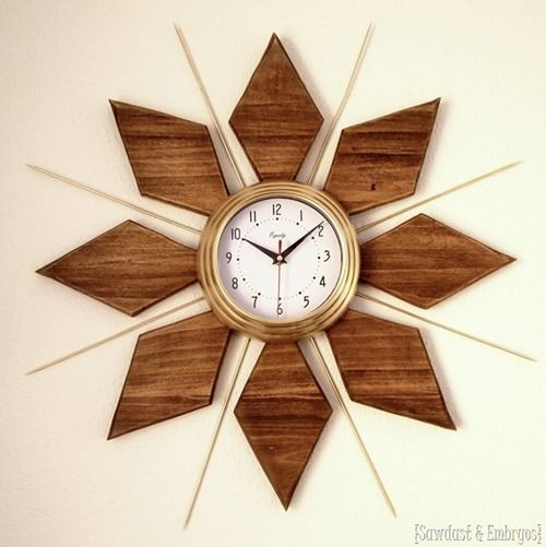 17 best ideas about diy clock on pinterest clocks for Whatever clock diy