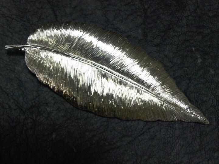 Sterling Silver Broach /Pendant.