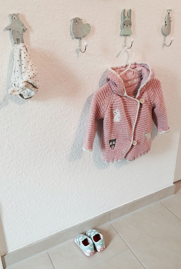 Kids Garderobe Kleiderhaken Kinderzimmer Kidsroom wardrobe Bloomingville