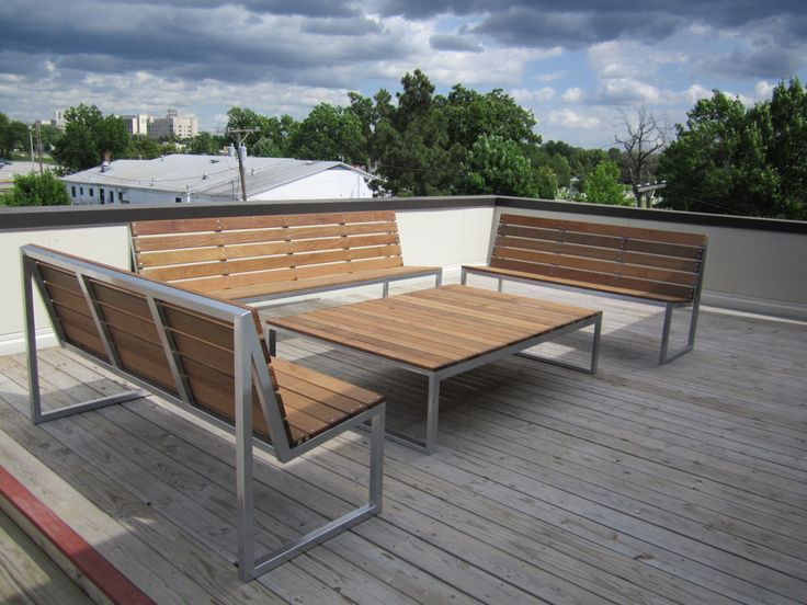 Stainless Steel Outdoor Furniture By Elk River Furnishings, Erfco.com