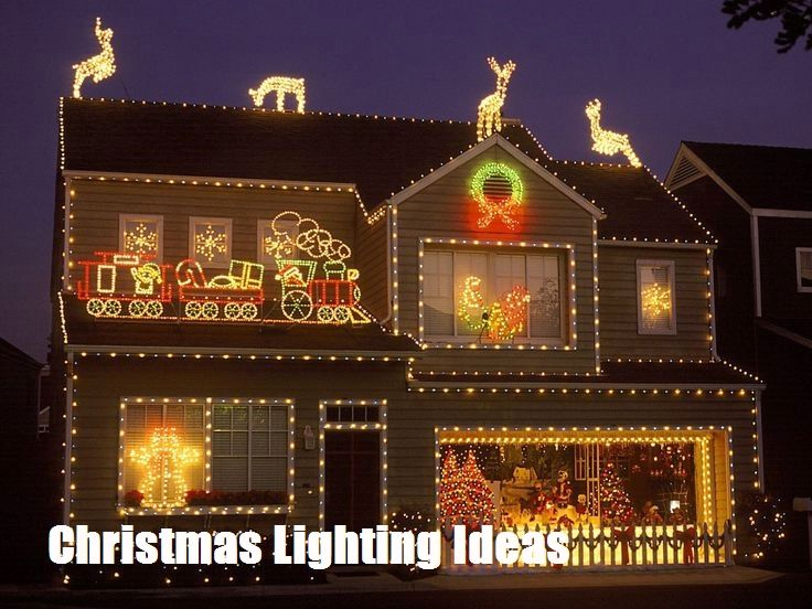 Hanging Christmas Decorations Outside.Christmas Lighting Creative Ideas Coolest Diy Ideas