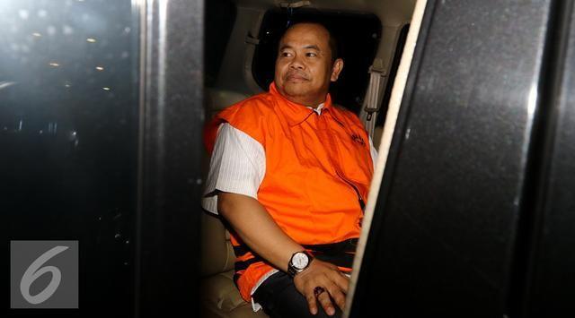 Jakarta - Direktur Utama PT Otoda Sukses Mandiri Abadi (OSMA) Group, Hartoyo rampung diperiksa Komisi Pemberantasan Korupsi (KPK). Hartoyo...