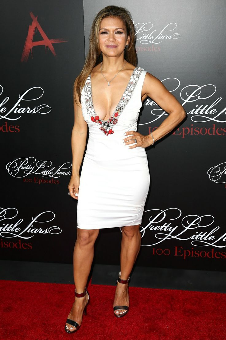 Nia Peeples at the 'Pretty Little Liars' 100th Episode Celebration!