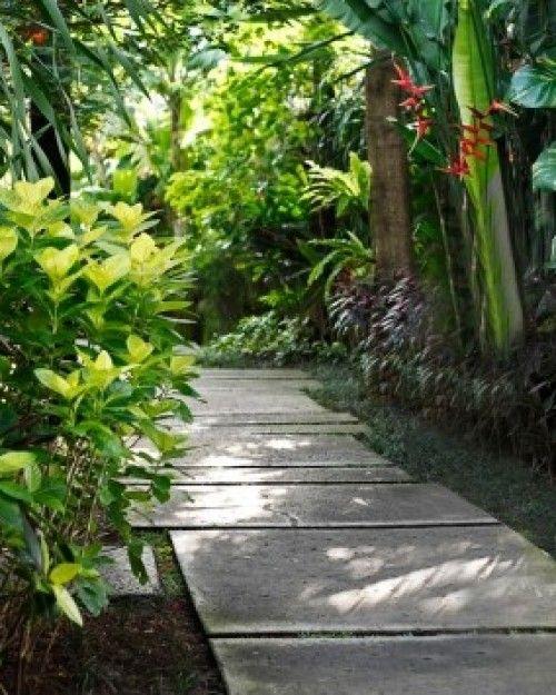 Tropical Backyard Ideas Australia: The Elysian Boutique Villa Hotel (Bali, Indonesia