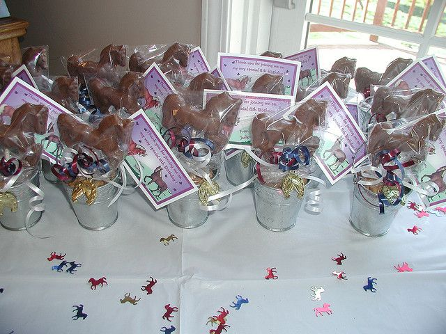 Horse Birthday Party Favors | Flickr - Photo Sharing!