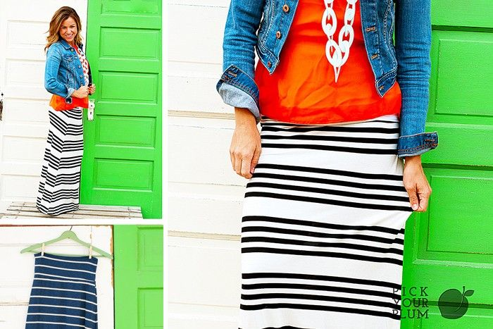 LOVe these great maxi skirts on Pick Your Plum.  Great deal too!