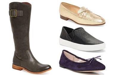 Nordstrom Sale Alert: Save Up To 40% On The Cutest Sneakers, Flats, And Boots  https://www.prevention.com/beauty/nordstrom-winter-sale-shoes?utm_campaign=Today