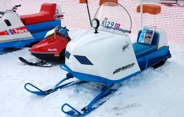 Vintage Snowmobiles 4 SALE
