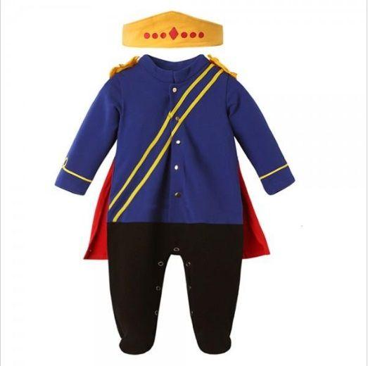 王子様 プリンス チャーミング 衣装 コスチューム 幼児 赤…