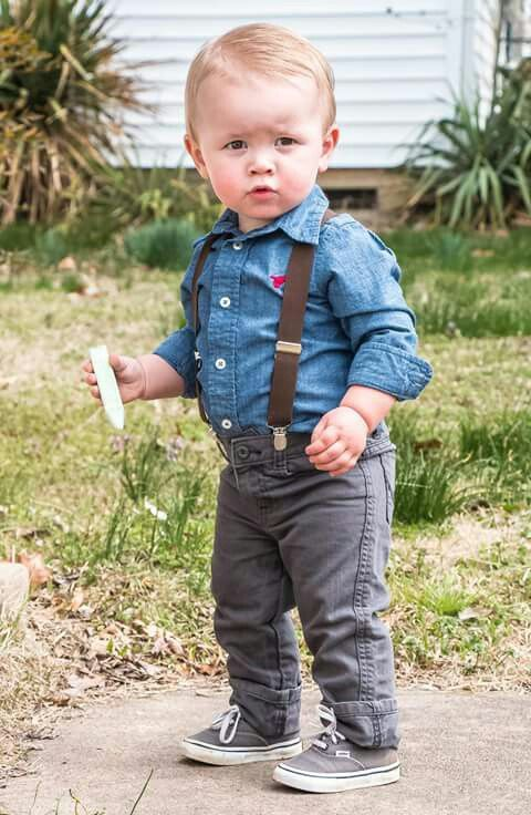 You searched for: baby boy suspenders outfit! Etsy is the home to thousands of handmade, vintage, and one-of-a-kind products and gifts related to your search. No matter what you're looking for or where you are in the world, our global marketplace of sellers can help you find unique and affordable options. Let's get started!