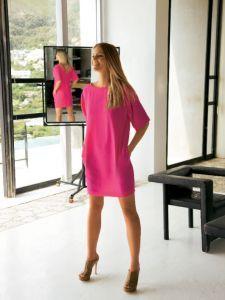 Выкройка платья для начинающих