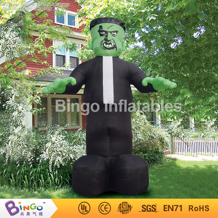 halloween inflatable Vampire Zombie 4M high halloween decoration Bingo inflatables BG-A0802-7 toy