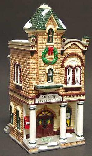 Village Post Office  Dept 56 Snow Village D56 SV | eBay