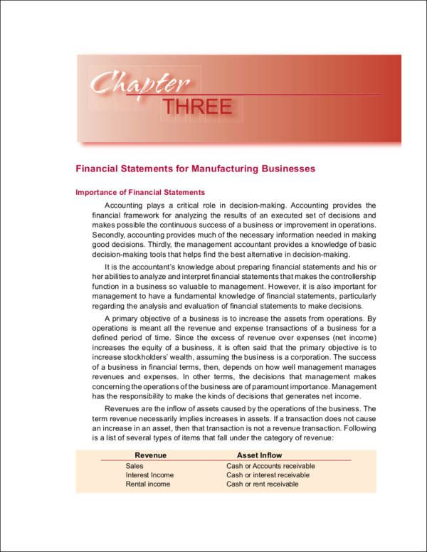 Best  Financial Statement Pdf Ideas On   Personal