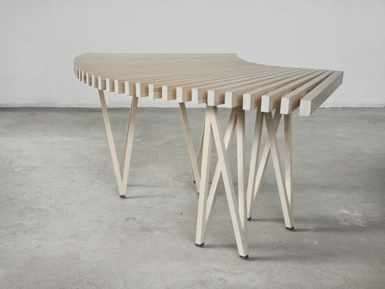 I Canu0027t Figure Out What The Lateral Support Is For This Table. But If I  Figure It Out I Want To Make One.