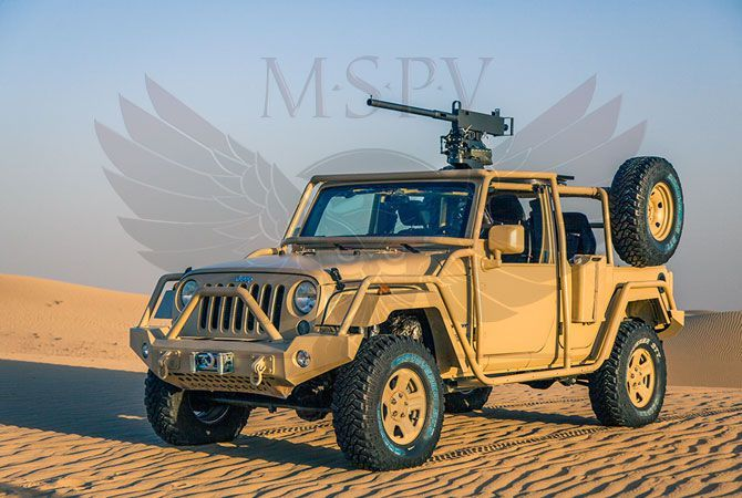 Armoured Vehicles Costa Rica Mspv Lpv Jeep Armored Vehicles