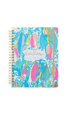 lily pulitzer agenda