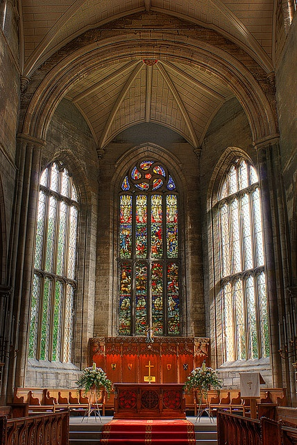 St. Michael's Church, Linlithgow, Scotland, UK.