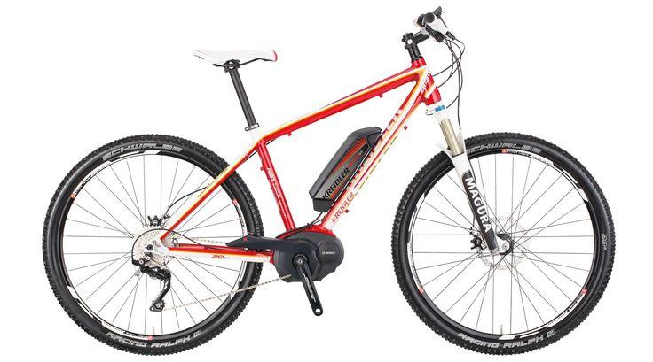 E-bike Kreidler Vitality Dice 2.0 29er