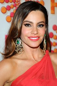 How I'll Copy Sofia Vergara's Emmy Makeup