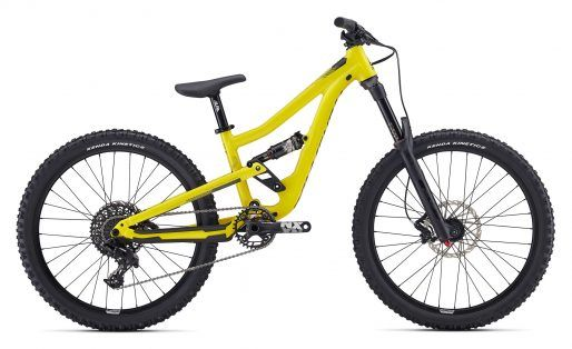 COMMENCAL SUPREME 24 YELLOW 2017
