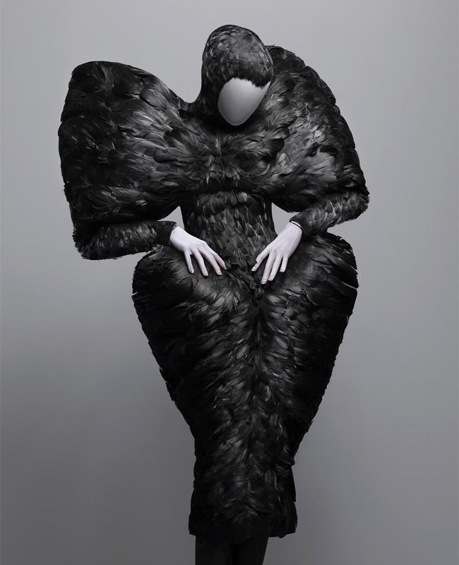 McQueen at the Met - The Horn of Plenty