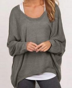 New Style Loose Casual Pullover