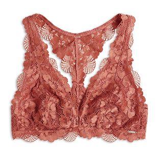 Podprsenka Soft, Černá, Podprsenky, Spodní prádlo | Lindex