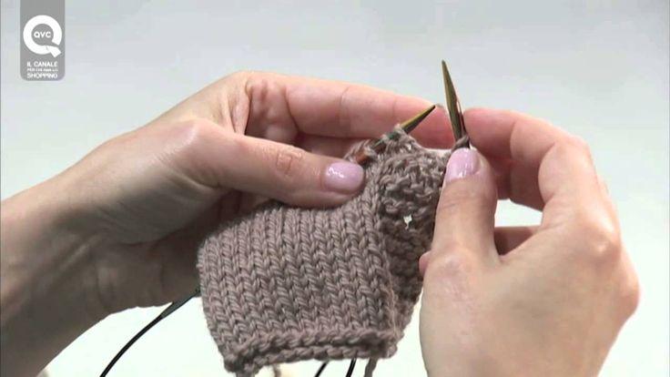 Lavora a maglia con Emma Fassio - Asola semplice