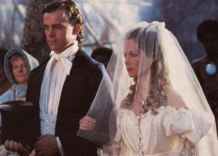NATE AND HAYES, Michael O'Keefe, Jenny Seagrove, 1983. (c) Paramount Pictures.